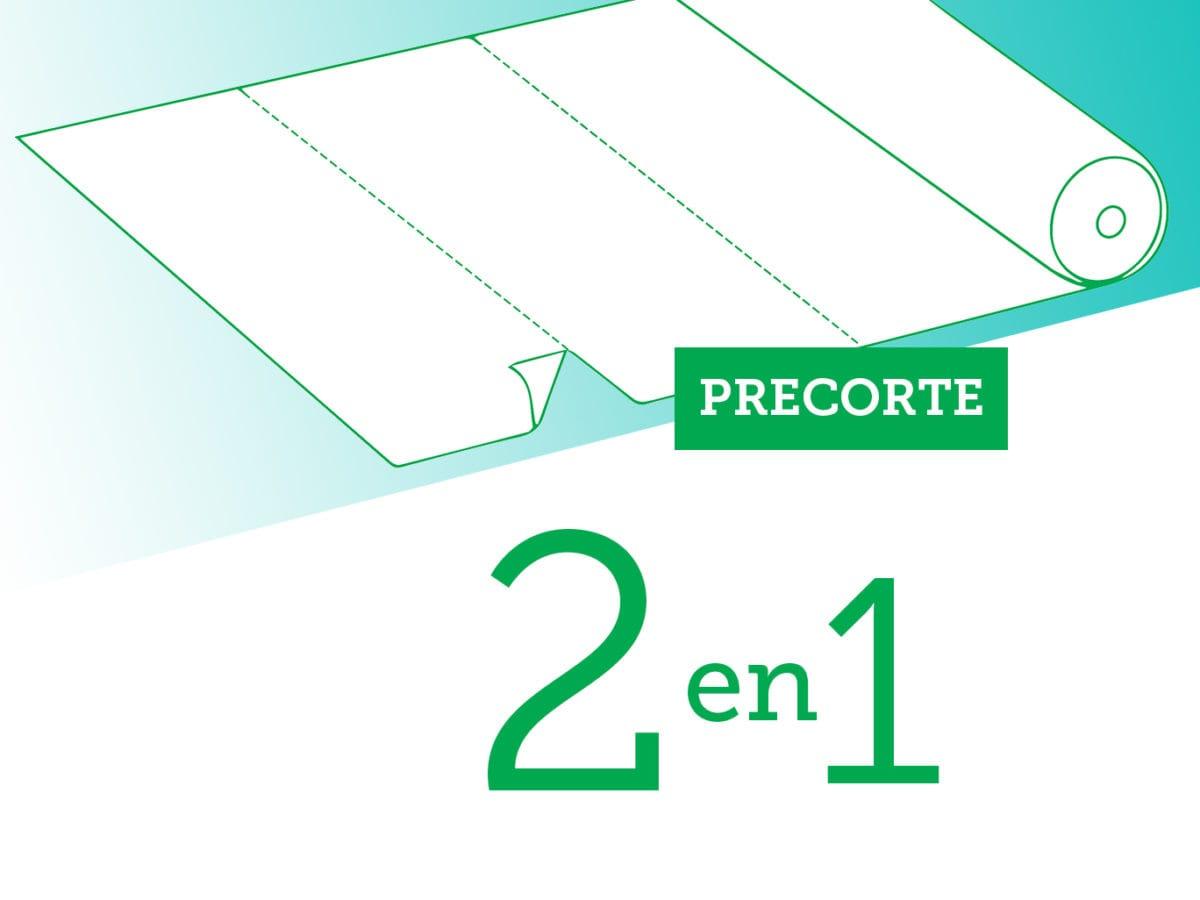 Versátiles y sin pliegues: llegan los nuevos manteles en rollo con precorte