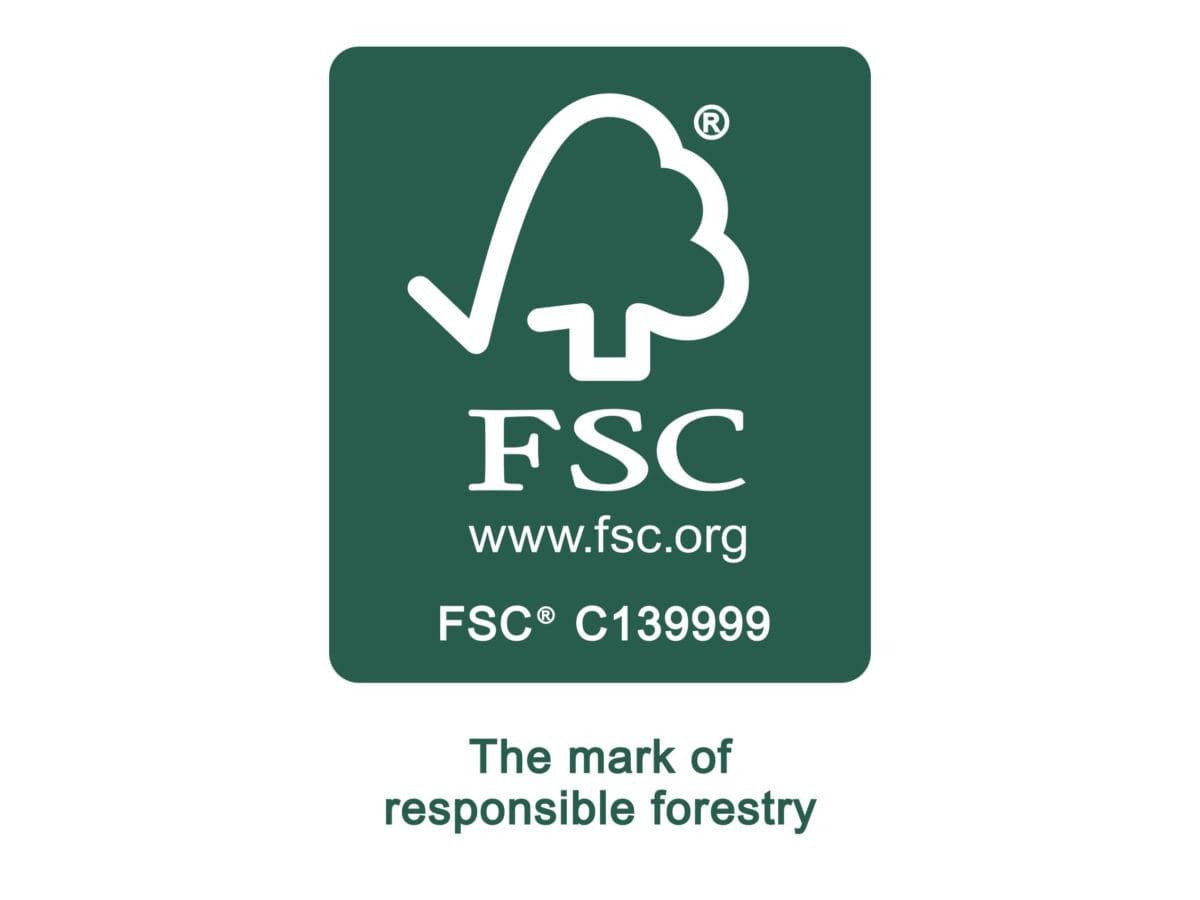 Da oggi Papermon é anche FSC®