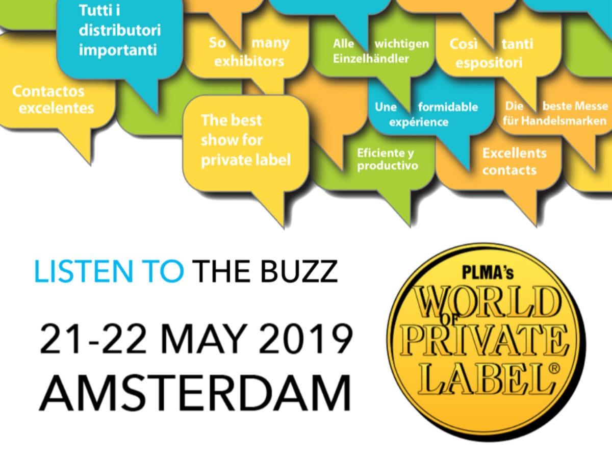 PLMA 2019 – Amsterdam 21-22 maggio